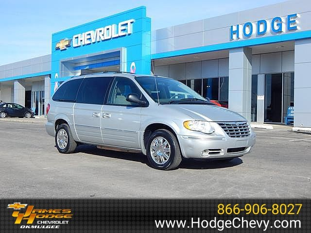 2007 Chrysler Town & Country LWB