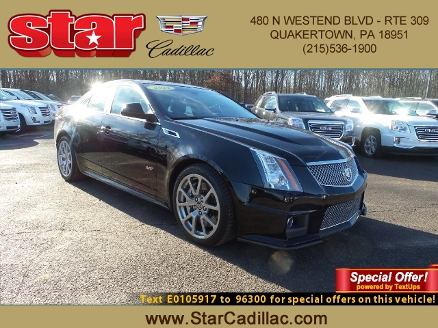 new and used cadillac cts v for sale in philadelphia pa the car. Black Bedroom Furniture Sets. Home Design Ideas