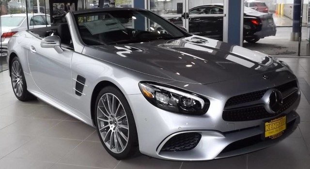 Mercedes benz sl for sale the car connection for Mercedes benz of anchorage