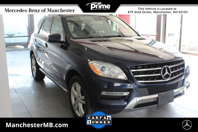 New and used mercedes benz ml for sale u s news world for Mercedes benz manchester nh