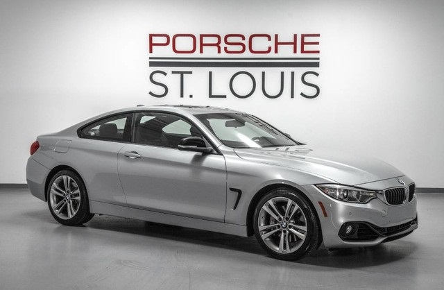 Saint Louis, MO - 2015 BMW 4 Series