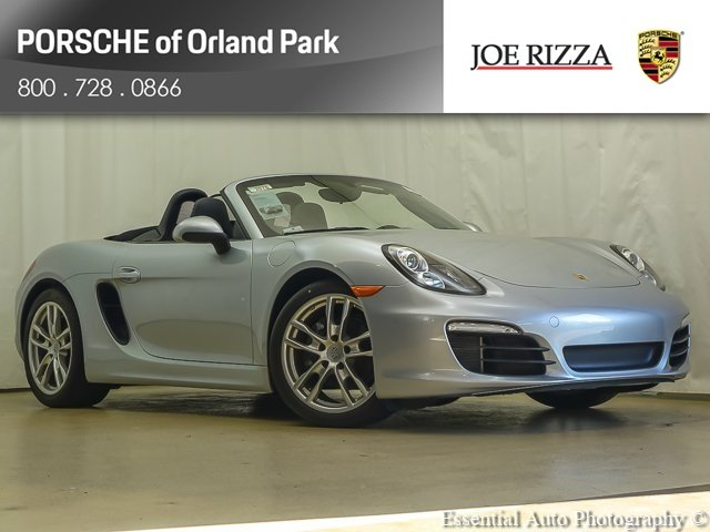 Pre Owned Porsche Boxster Under $500 Down