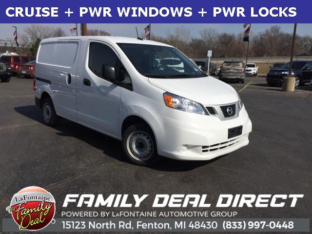 Nissan NV200 Compact Cargo Under 500 Dollars Down