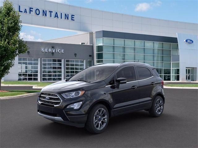 2020 Ford EcoSport Titanium photo