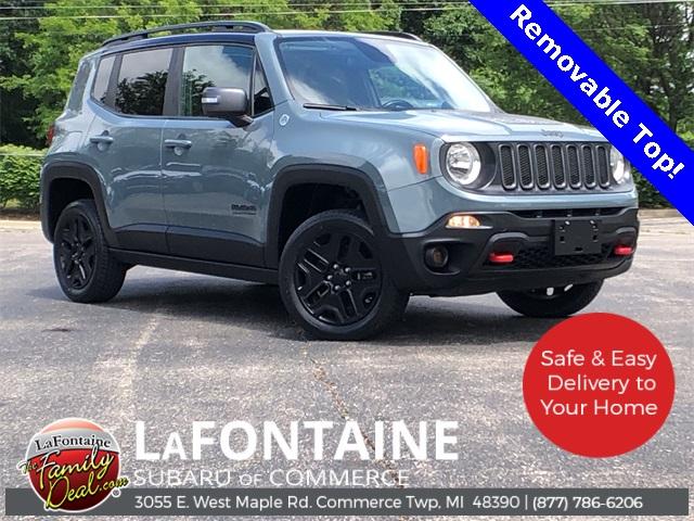 Jeep Renegade Under 500 Dollars Down