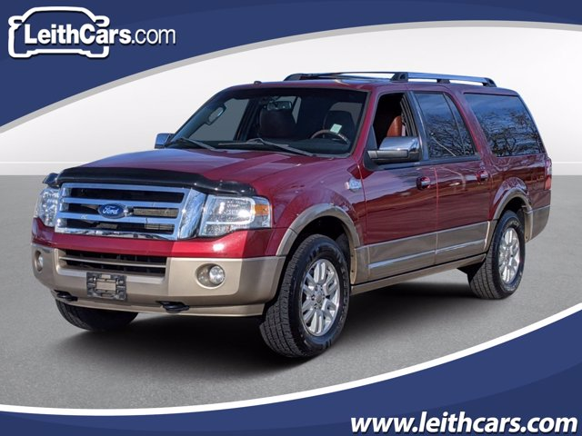 2014 Ford Expedition EL Eddie Bauer photo