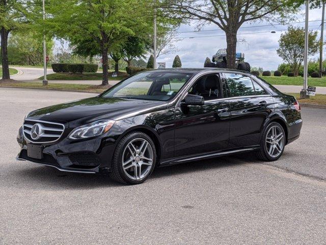 2016 Mercedes-Benz E-Class  photo