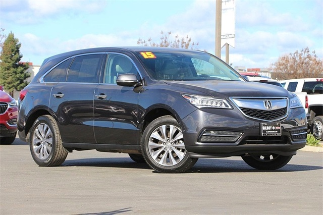 Acura MDX Review Ratings Specs Prices And Photos The - 2002 acura mdx gas mileage