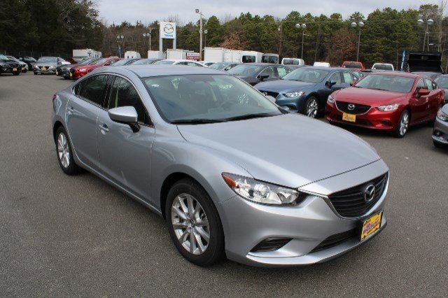 2016 mazda mazda6 i sport silver 2016 mazda mazda 6 car for sale in brick nj 4481128627. Black Bedroom Furniture Sets. Home Design Ideas