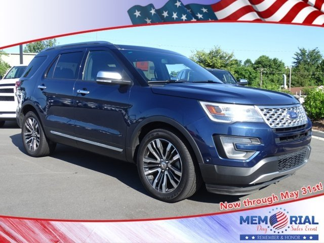 Pineville, NC - 2016 Ford Explorer