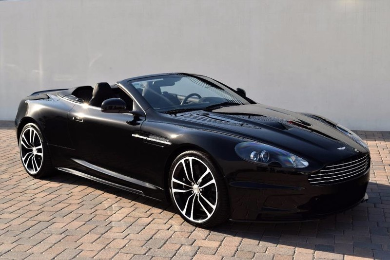 New And Used Aston Martin Dbs For Sale The Car Connection