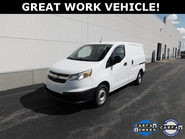Chevrolet City Express Cargo Van Under 500 Dollars Down