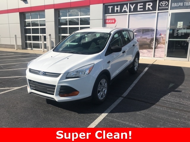 Ford Escape Under 500 Dollars Down
