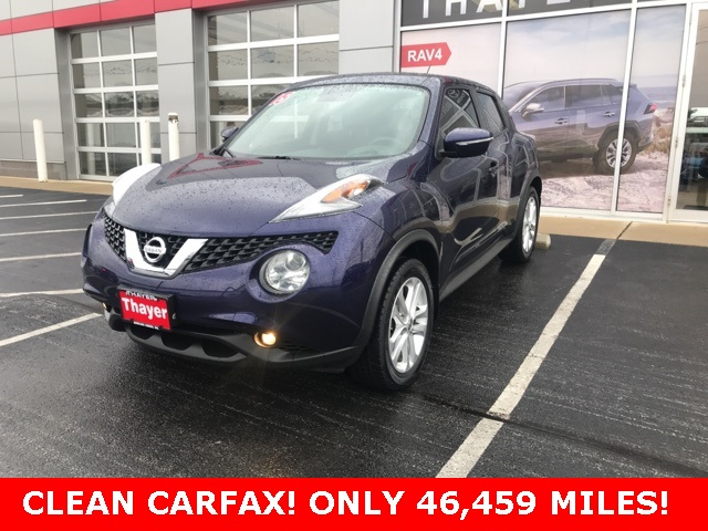 Nissan JUKE Under 500 Dollars Down
