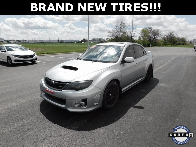 Subaru Impreza Sedan WRX Under 500 Dollars Down