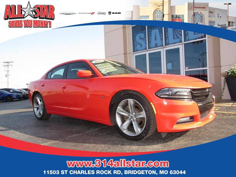 2017 Dodge Charger R/T photo