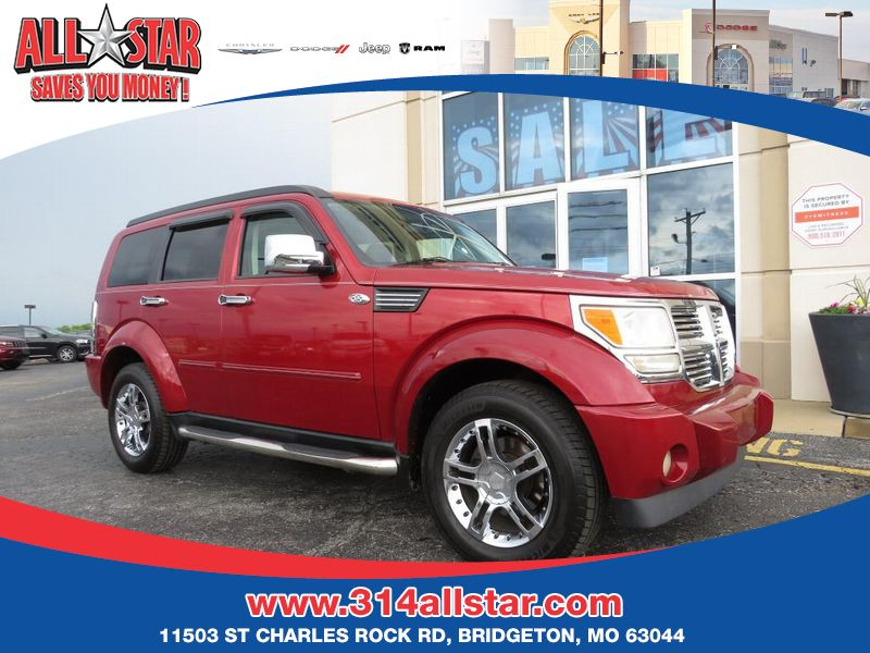 Dodge Nitro Under 500 Dollars Down
