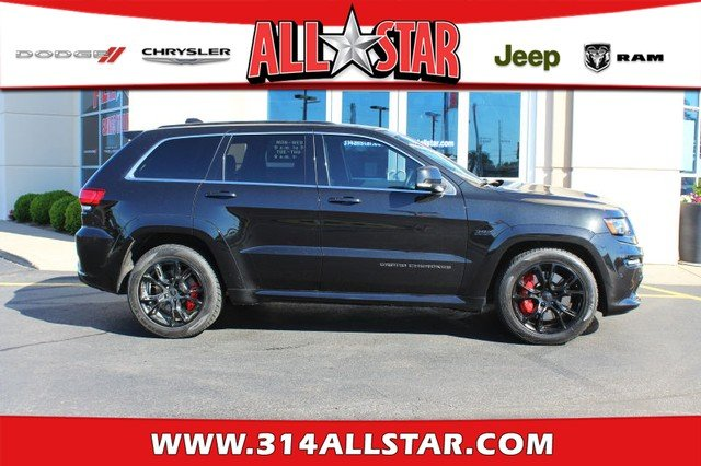 Bridgeton, MO - 2015 Jeep Grand Cherokee