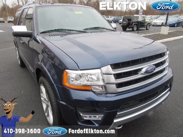 Elkton, MD - 2016 Ford Expedition EL