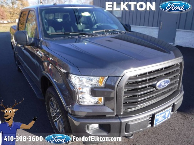 Elkton, MD - 2017 Ford F-150