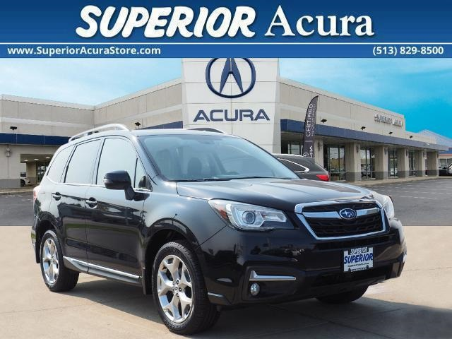 2018 Subaru Forester 2.5i Touring photo