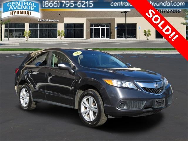 Used Acura RDX For Sale In Verona NJ US News World Report - Acura rdx fuel type
