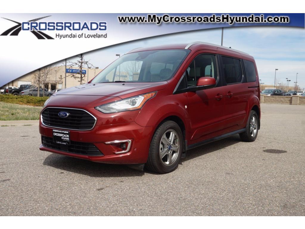 2019 Ford Transit Connect Wagon Titanium photo