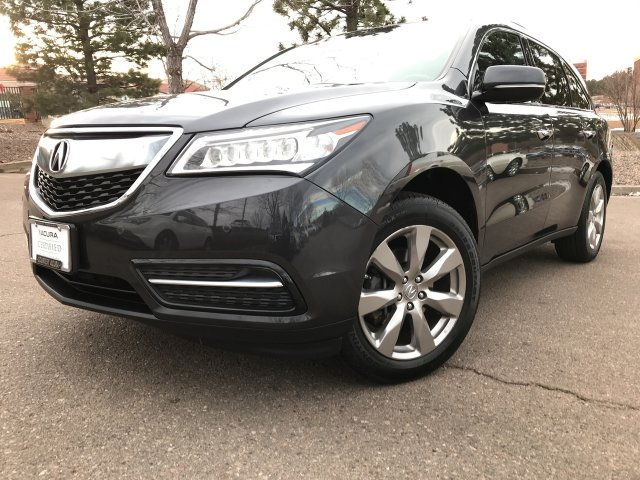 Littleton, CO - 2015 Acura MDX