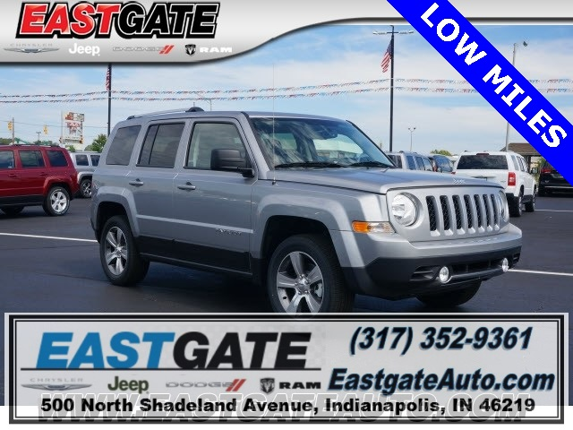 Jeep Patriot For Sale In Indianapolis In The Car Connection