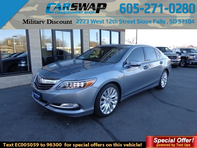 2014 Acura RLX TECH PKG SUNROOF NAVIGA...