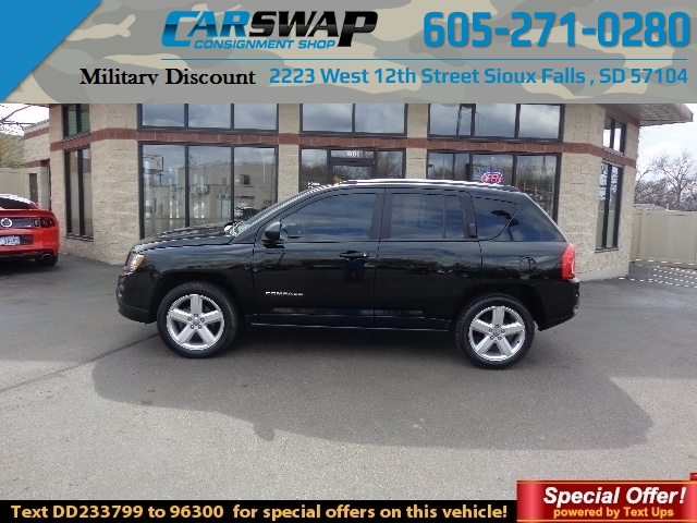 2013 Jeep Compass LIMITED AWD (ONE OWNER,...