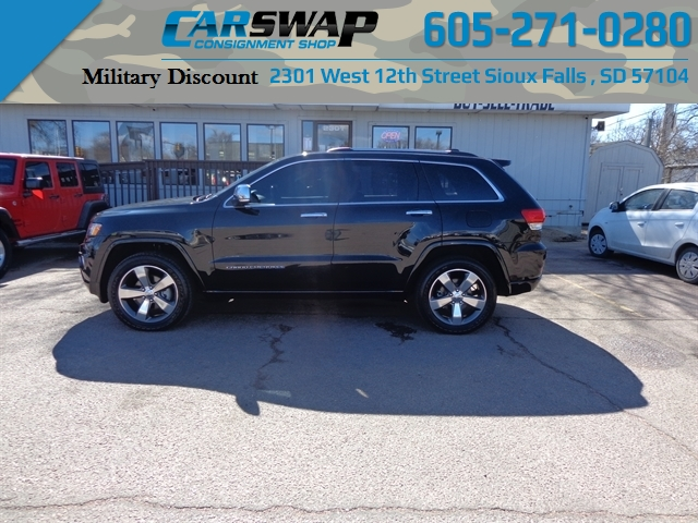 Sioux Falls, SD - 2015 Jeep Grand Cherokee