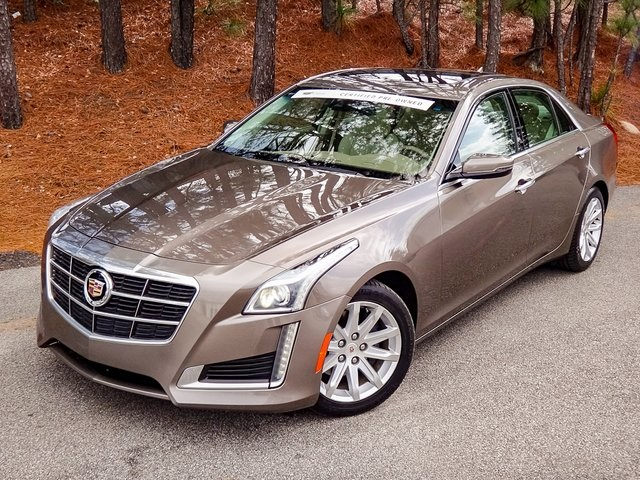 Pre Owned Cadillac CTS Sedan Under $500 Down