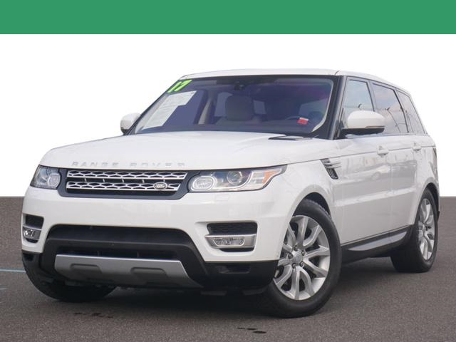 2017 Land Rover Range Rover Sport HSE