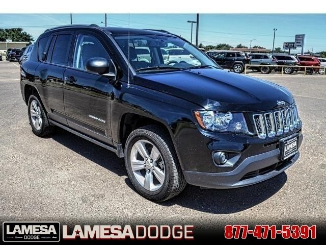 2016 Jeep Compass 4WD 4dr 75th Anniversary
