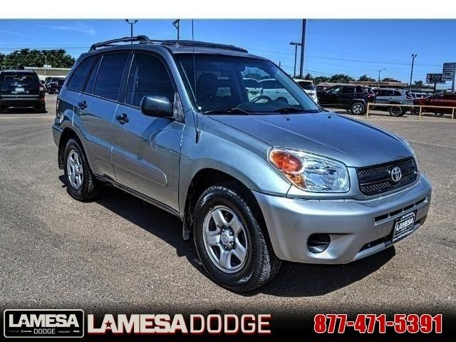 2005 Toyota RAV4 4dr Manual