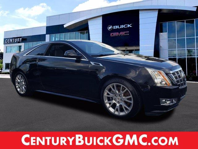 Cadillac CTS Coupe Under 500 Dollars Down