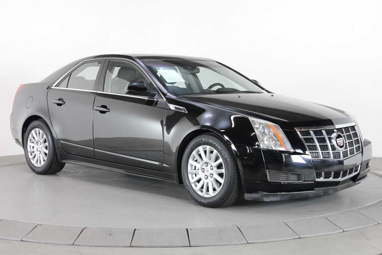 Cadillac CTS Sedan Under 500 Dollars Down