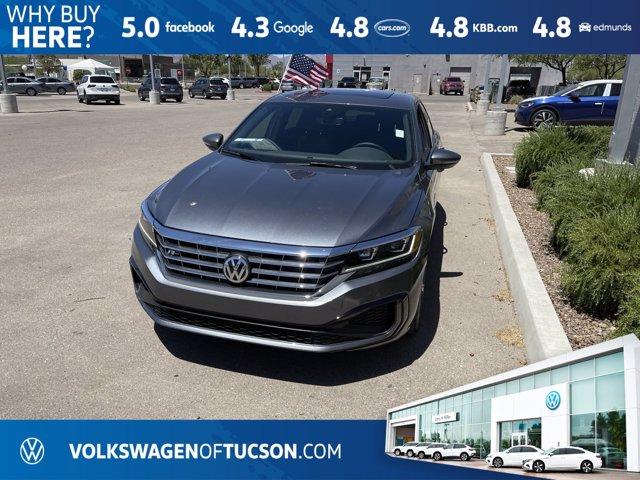 2021 Volkswagen Passat  photo