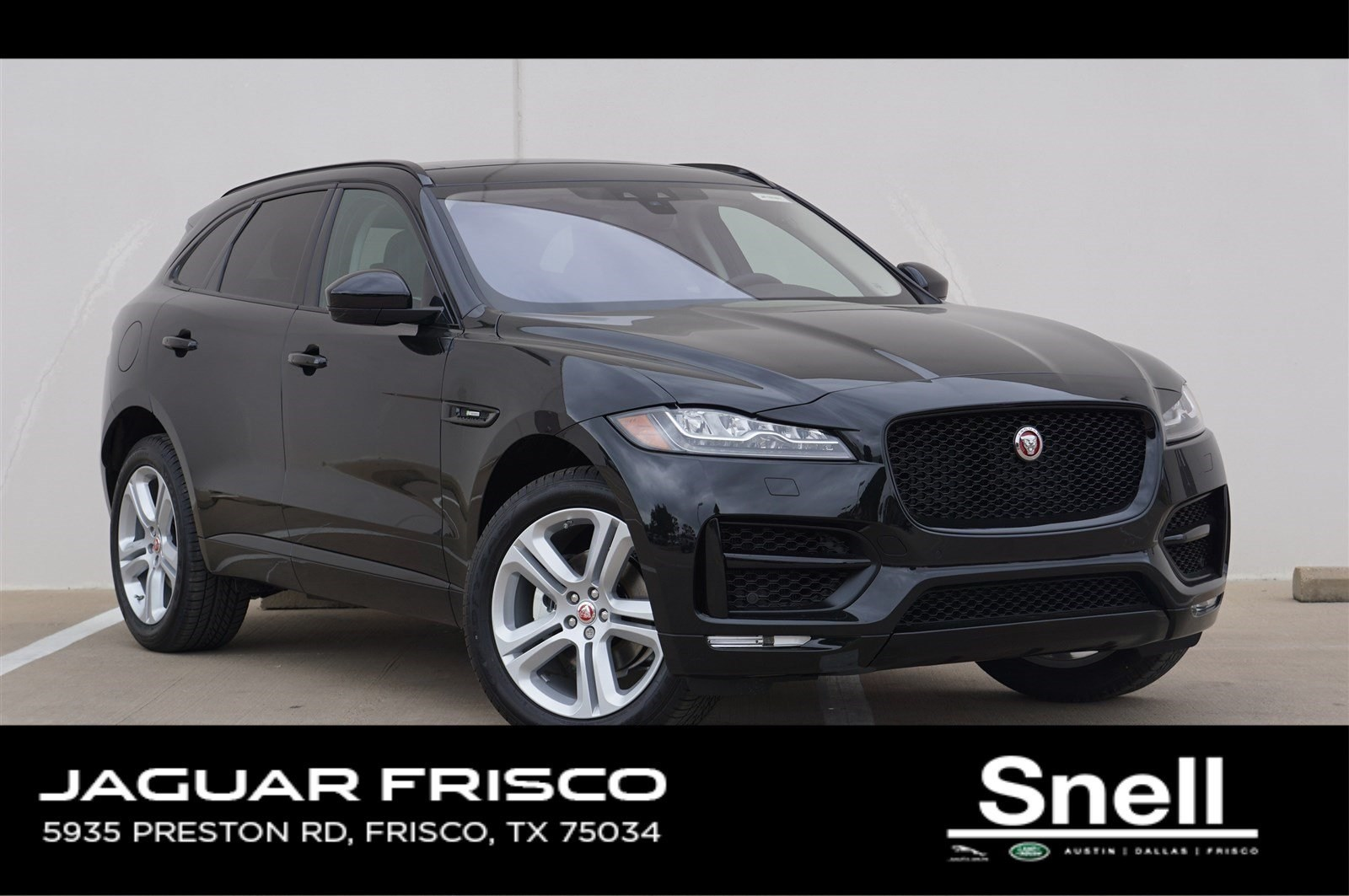2018 Jaguar F-Pace 25t R-Sport photo
