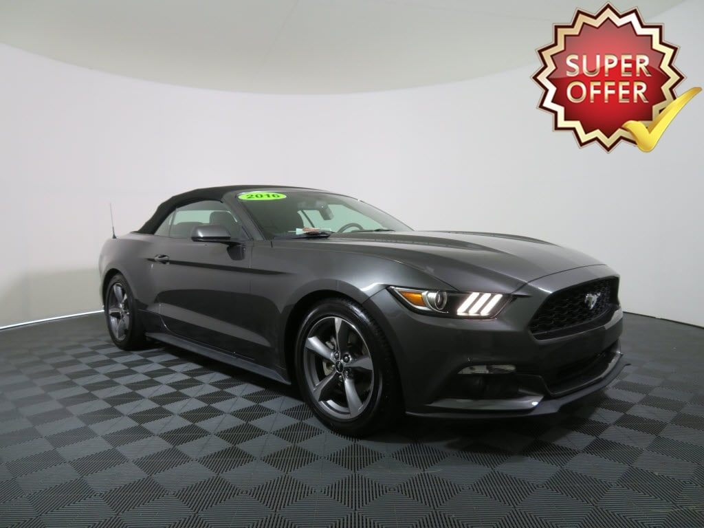 Pre Owned Ford Mustang Under $500 Down