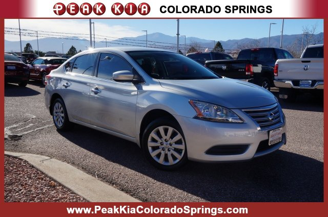 Colorado Springs, CO - 2015 Nissan Sentra