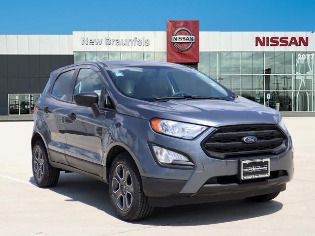 2018 Ford EcoSport S photo