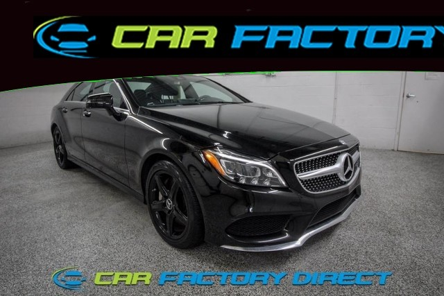 Milford, CT - 2016 Mercedes-Benz CLS