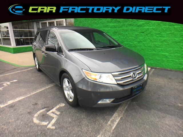 Honda Odyssey Under 500 Dollars Down