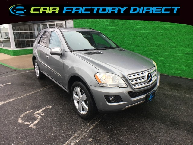 2010 Mercedes-Benz ML