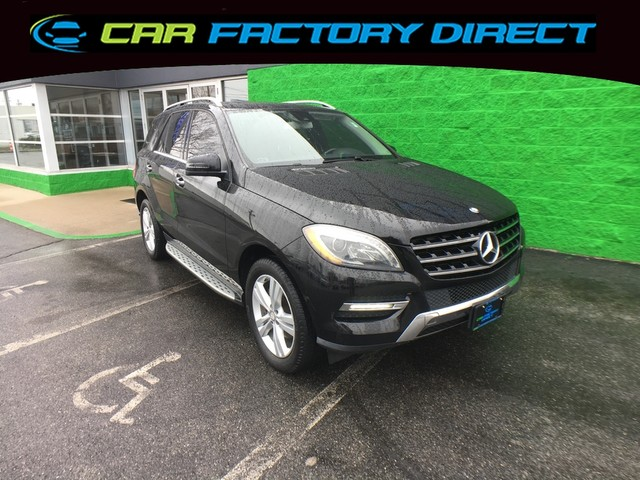 2013 Mercedes-Benz ML ML350