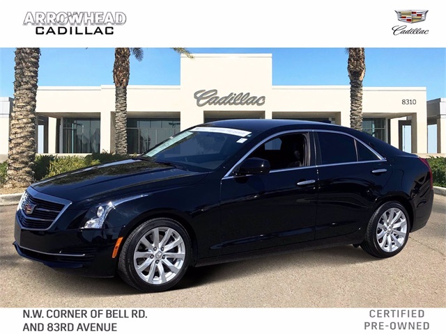 2018 Cadillac Ats Sedan