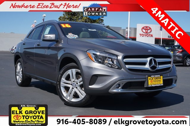 Mercedes-Benz GLA Under 500 Dollars Down