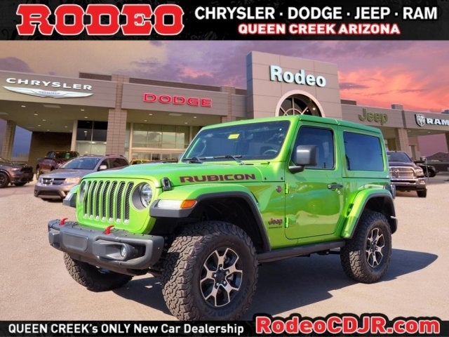 2019 Jeep Wrangler Rubicon photo